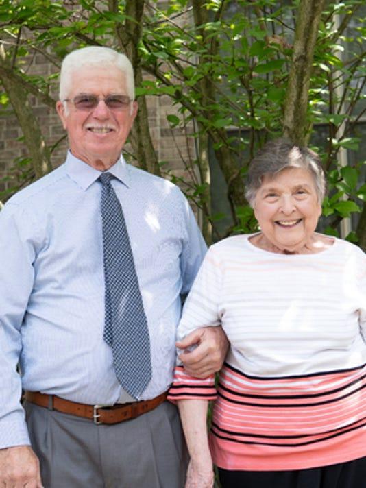 Anniversaries: Ted Hunt & Julie Groscost