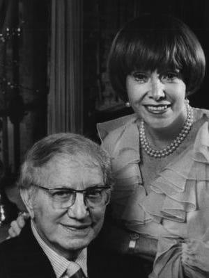 J. Ralph and Patricia Corbett established the Corbett Foundation in 1955.