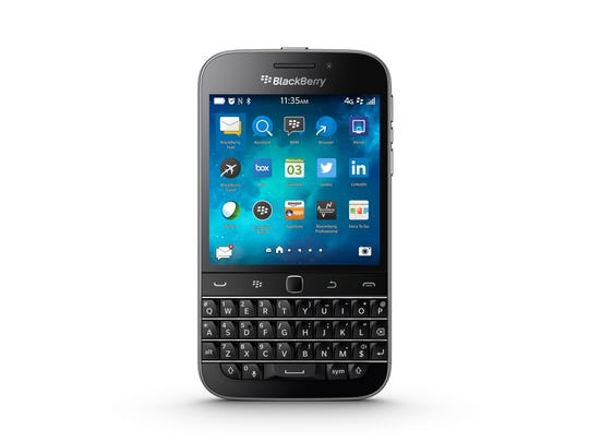 Geared more towards the on-the-go worker bee, BlackBerry devices were built with security in mind.