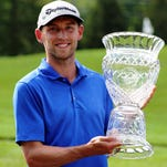 Thompson catches fire on back 9 to win Michigan Open