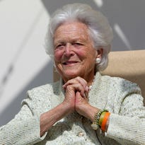 Barbara Bush a role model even in closing chapter of her life