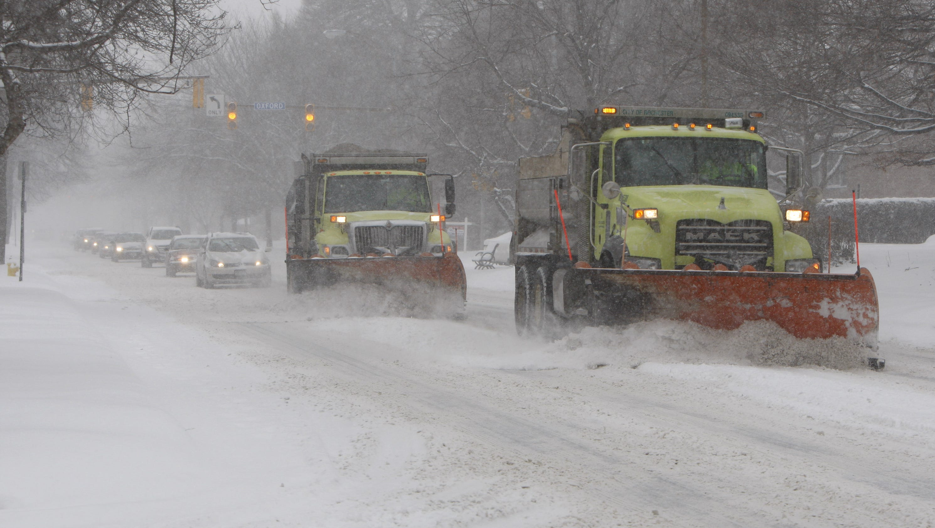 City unveils snow coping apps