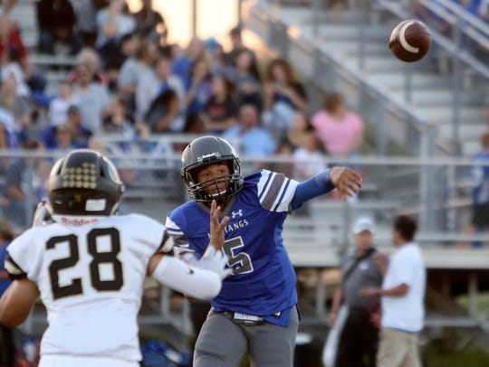 Isaiah Marks shined as a freshman quarterback for City View and is expected to be even better this season.