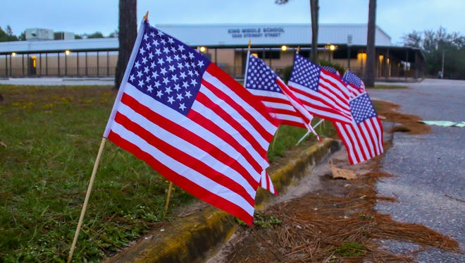 Veterans Day events in Escambia and Santa Rosa counties this weekend will offer residents a chance to honor service members.