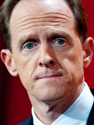 Pat Toomey (Photo by Jeff Fusco/Getty Images)