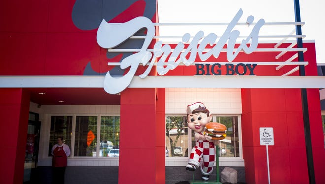 photos by The Enquirer/Meg Vogel   The Frisch's Big Boy on Fifth Street in Covington