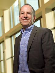 Mark Burstein is the 16th president at Lawrence University.