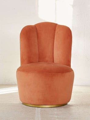 Julie Swivel Chair Urban Outfitters $549 - Make a bold