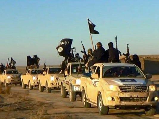 AP LAS VEGAS SHOOTING ISLAMIC STATE I FILE SYR