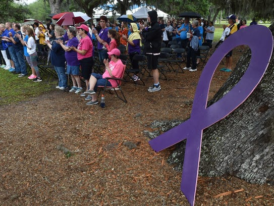 The American Cancer Society's Relay For Life of Indian