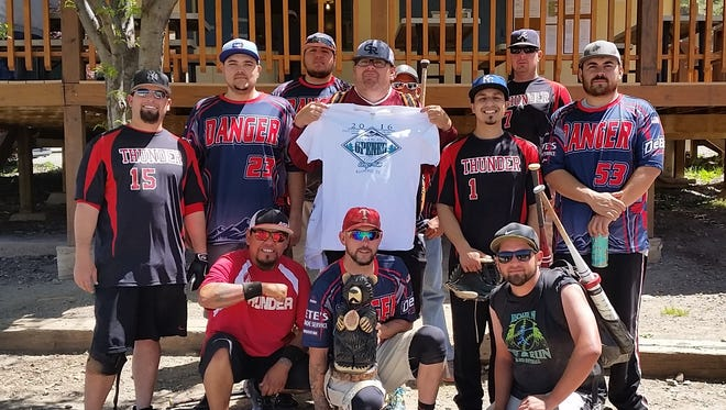 Local softball team Rumors took the third place spot in Class D at the recent USSSA tournament at the Eagle Creek Sports Complex.
