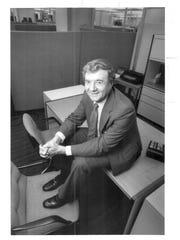 Henry J. Kaska, former spokesman for Eastman Kodak.