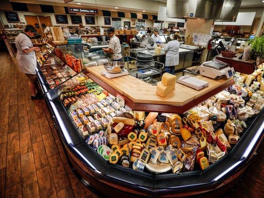 The Fresh Market store in Cedar Rapids, shown Monday,