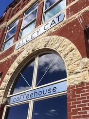 Alley Cat Coffeehouse opened in Hortonville.