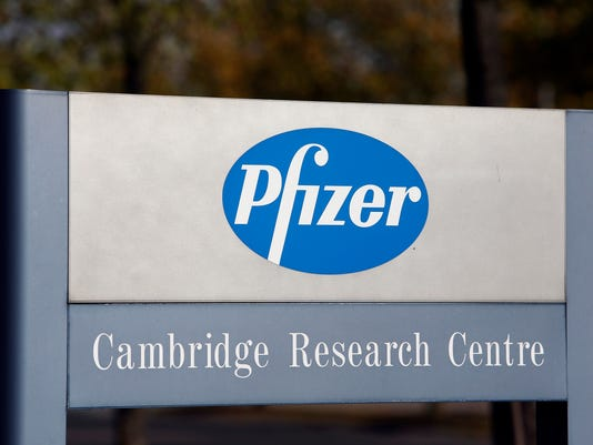 BLM UK PFIZER INC