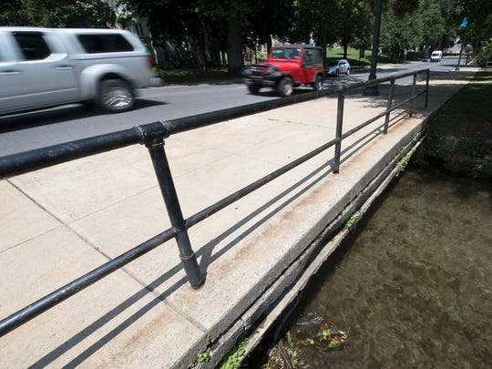 The transportation planning group for Franklin County approved a list of projects for the next few years. The North Main Street bridge over Falling Spring in Chambersburg will be replaced
