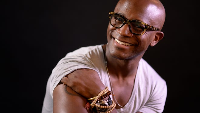 Taye Diggs is the first  African-American to play the transgender title character in 'Hedwig and the Angry Inch.'