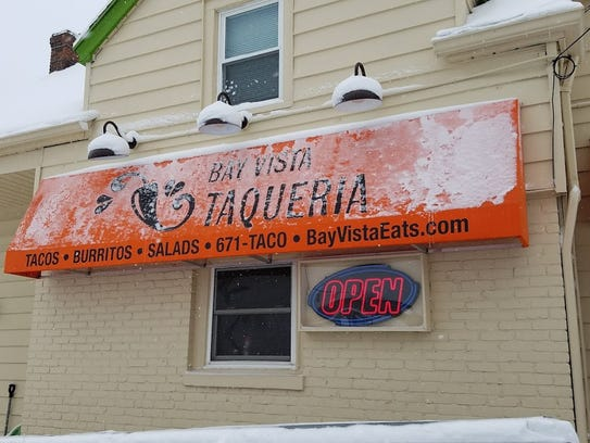 Bay Vista Taqueria is located in Webster.