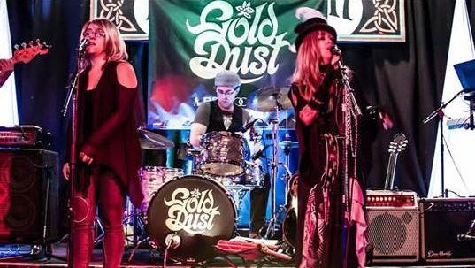 Gold Dust, a Fleetwood Mac tribute band, will perform Aug 22 at Kathken Vineyards.
