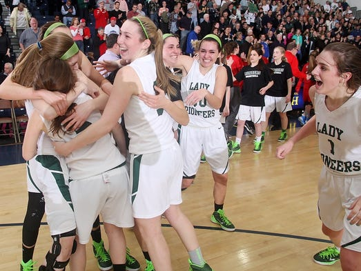 New Providence takes on Haddon Township, Sunday, March