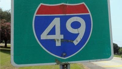 I-49 Lafayette connector planning is under way.