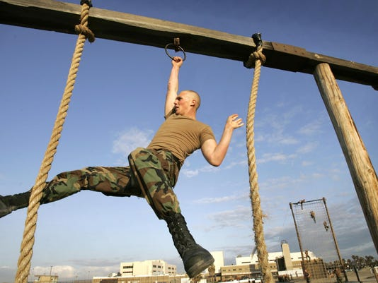 Navy Seal Death Tough Training
