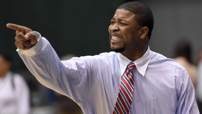 Gentry coach Chico Potts did not accept the head boys basketball job at Columbus.