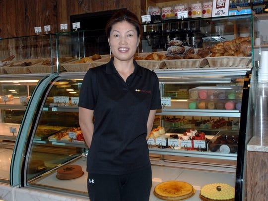 Keum Sook Park of Sook Pastry.