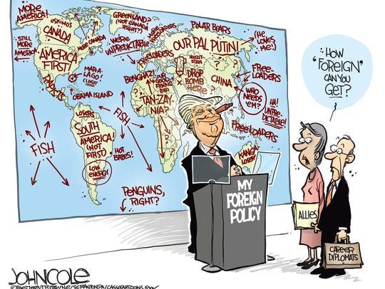 Trump Foreign Policy