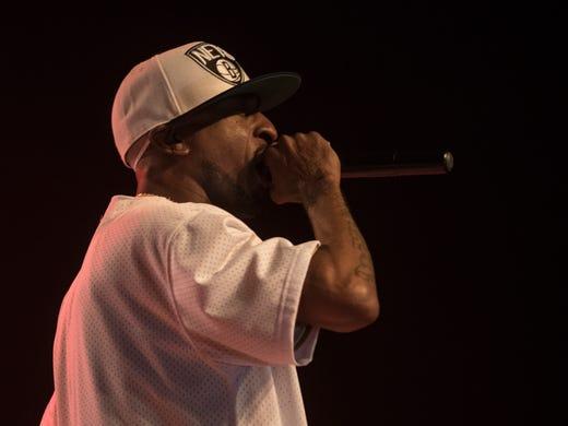 Legendary rapper Rakim short-changed his Milwaukee fans at