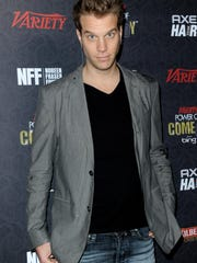 Anthony Jeselnik arrives at Variety Power of Comedy at Avalon Hollywood on Saturday, Nov. 17, 2012, in Los Angeles. (Photo by Richard Shotwell/Invision/AP)