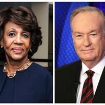Rep. Maxine Waters claps back at Bill O'Reilly after hair insult