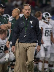 Don't count out Mark Dantonio and the Michigan State