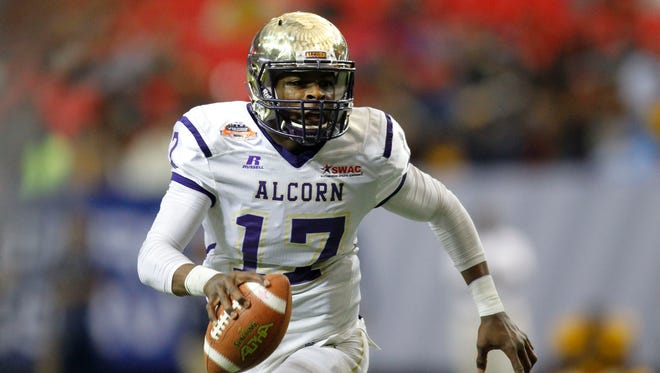Alcorn State quarterback Lenorris Footman gave the Braves a major boost when he recovered from a sprained right ankle. The team is hoping to reach a third consecutive SWAC championship game.