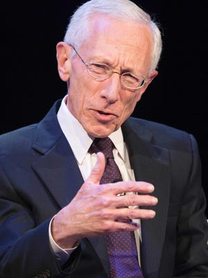 Federal Reserve Vice Chair Stanley Fischer