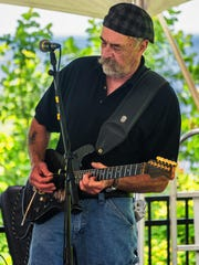 Jay Whitney plays the Coffeehouse Concert Series March