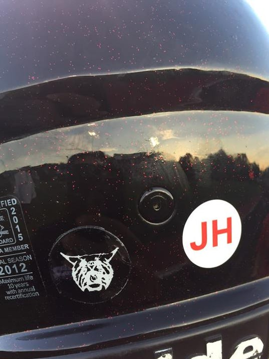 Central Bobcats players are paying tribute to former coach Joel Helton ...