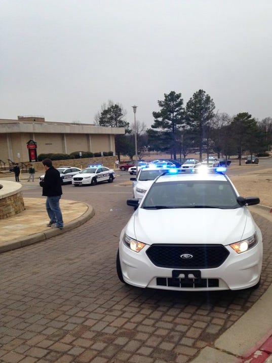 Jonesboro police responding to armed men at Arkansas State University