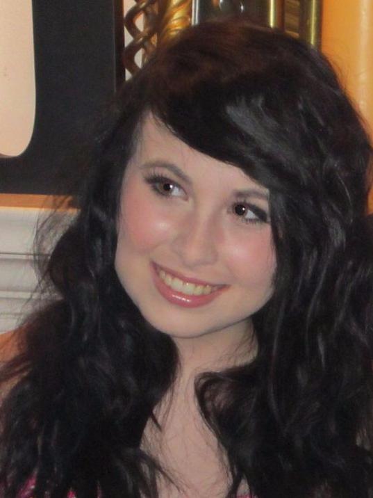 black hair teen
