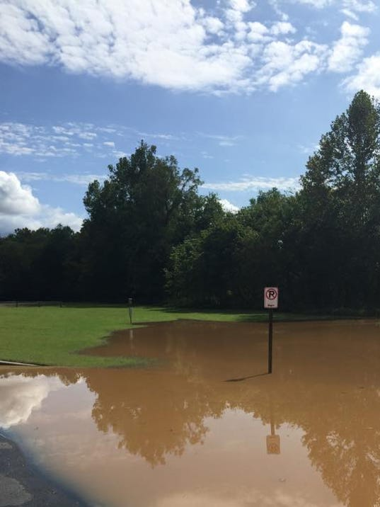 Places Prone To Flooding In Greensboro, Other Triad Cities
