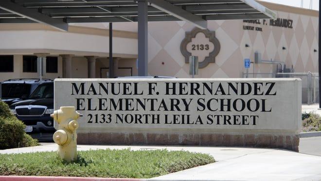 Manuel F. Hernandez Elementary School