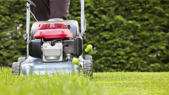 Fall is a great time to take care of your lawn.