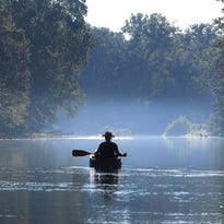 Why paddlers love the Eleven Point river: Blue herons, eagles, trout, otters, orioles