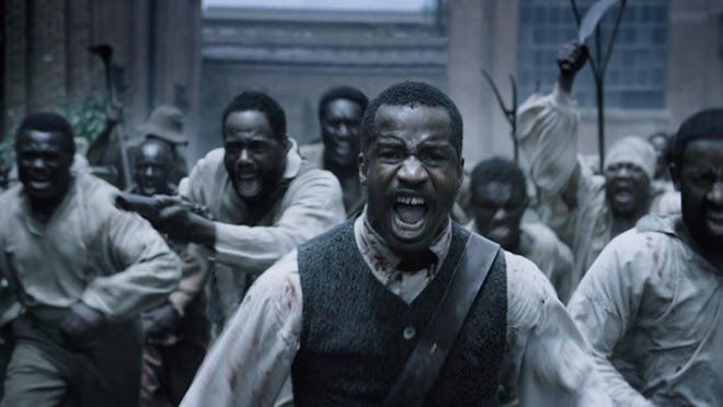 """Nate Parker plays the role of the real-life Nat Turner in the movie """"The Birth of a Nation."""" Turner led a bloody slave revolution in 1831. The movie is due out in the fall."""