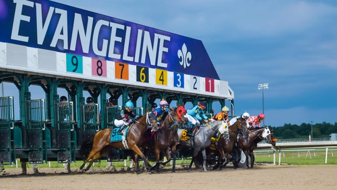Evangeline Downs wrapped its Thoroughbred season this weekend.