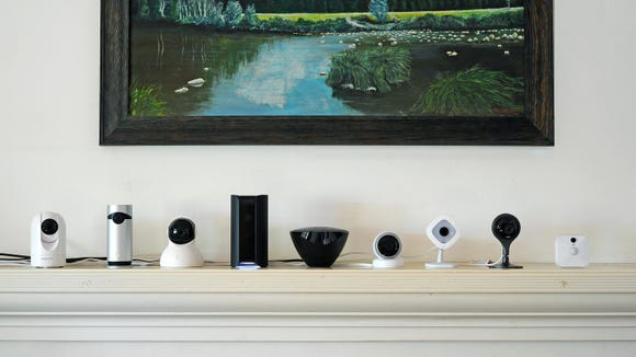 The best smart indoor security cameras to protect your home