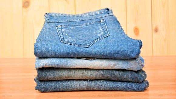 Sorry, but you're washing your jeans wrong