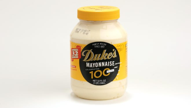 Duke's Mayonnaise is a staple in many Southern kitchens. It's now the subject of a new cookbook.