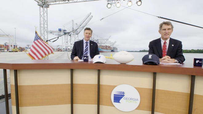This year's State of the Port will be hosted virtually on Oct. 22.