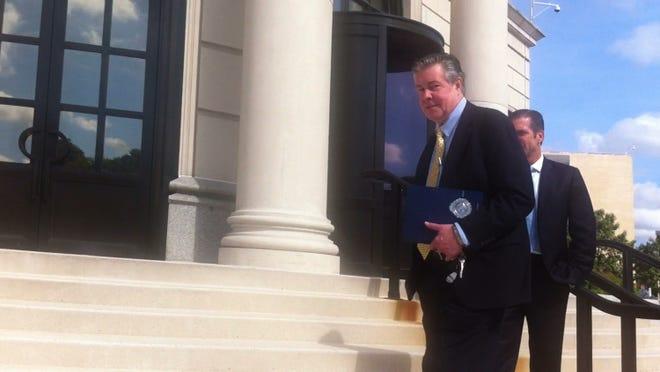 Daniel Stephens, former Putnam investigator